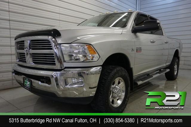 2014 RAM 2500 LARAMIE MEGA CAB for sale at R21 Motorsports