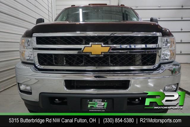 2014 Chevrolet Silverado 2500HD LT Crew Cab 4WD for sale at R21 Motorsports