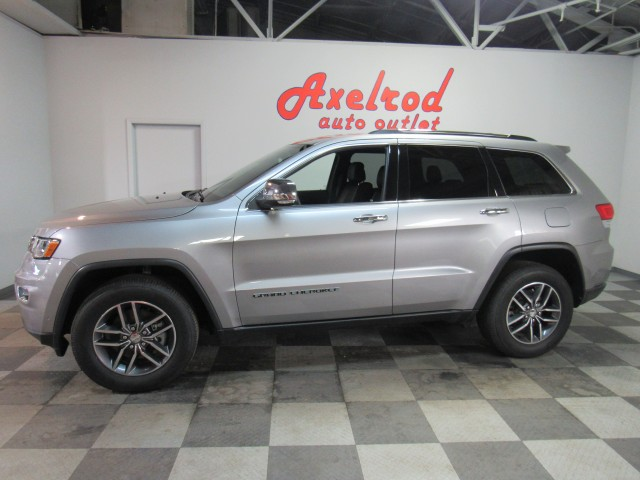 2018 Jeep Grand Cherokee Limited 4WD in Cleveland