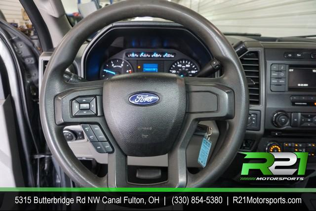2017 Ford F-250 SD XLT Crew Cab 4WD for sale at R21 Motorsports
