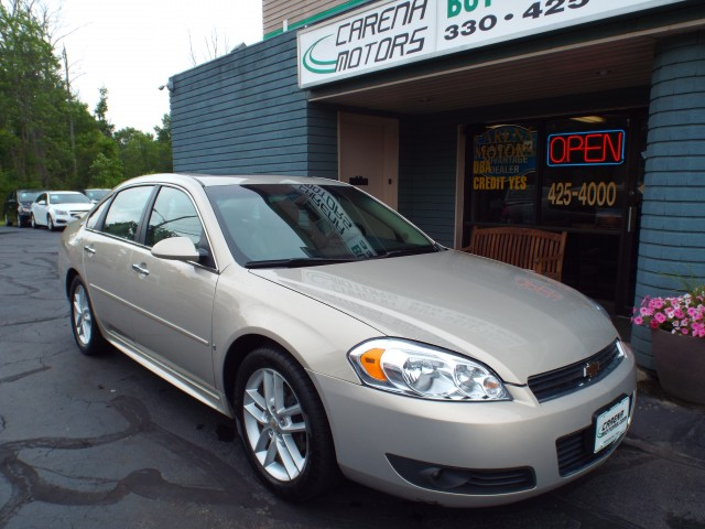 2009 CHEVROLET IMPALA LTZ for sale | Used Cars Twinsburg | Carena Motors