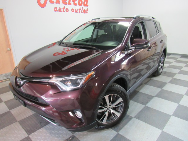 2017 Toyota RAV4 XLE AWD in Cleveland