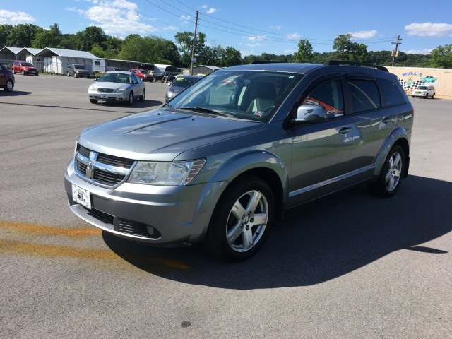 2009 Dodge Journey SXT AWD for sale at Mull's Auto Sales