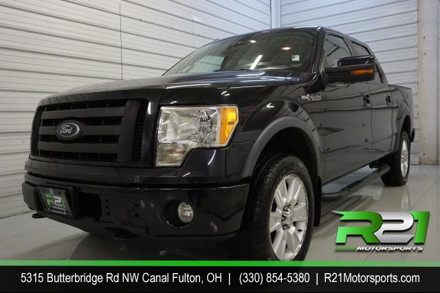 2012 FORD F-150 FX4 SUPER CREW for sale at R21 Motorsports