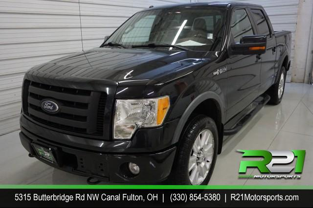 2010 FORD F-150 LARIAT SUPER CREW--INTERNET SALE PRICE ABSLOUTELY ENDS SATURDAY NOVEMBER 9TH!! for sale at R21 Motorsports