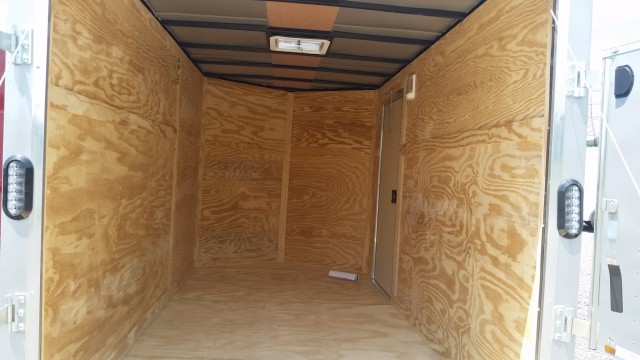 2017 ANVIL 6 X 12 ENCLOSED ENCLOSED for sale at Mull's Auto Sales