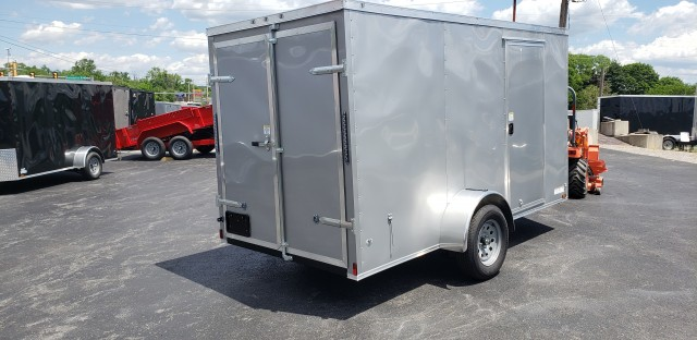 2020 ANVIL 6 X 12 ENCLOSED  for sale at Mull's Auto Sales