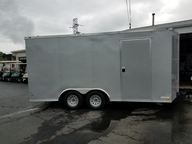 2018 ANVIL 8.5 X 16 ENCLOSED  for sale at Mull's Auto Sales