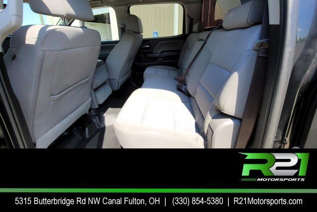 2017 Chevrolet Silverado 2500HD Work Truck Crew Cab 4WD for sale at R21 Motorsports