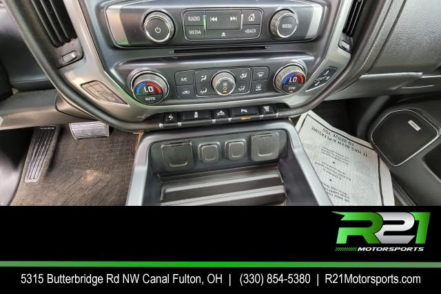 2018 Chevrolet Silverado 3500HD LTZ DRW Crew Cab 4WD for sale at R21 Motorsports