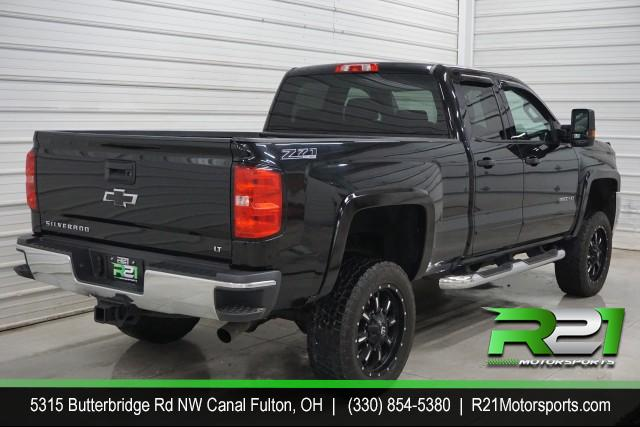 2017 CHEVROLET SILVERADO 2500HD LT -- MUST GO!!  REDUCED FROM $37,995 for sale at R21 Motorsports