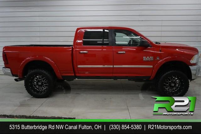 2016 RAM 2500 Big Horn Crew Cab SWB 4WD -- INTERNET SALE PRICE ENDS SATURDAY SEPTEMBER 25TH for sale at R21 Motorsports
