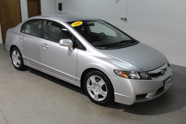 2011 HONDA CIVIC LX for sale | Used Cars Twinsburg | Carena Motors