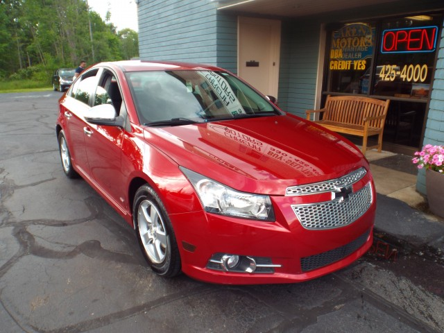 2014 CHEVROLET CRUZE LT RS for sale | Used Cars Twinsburg | Carena Motors