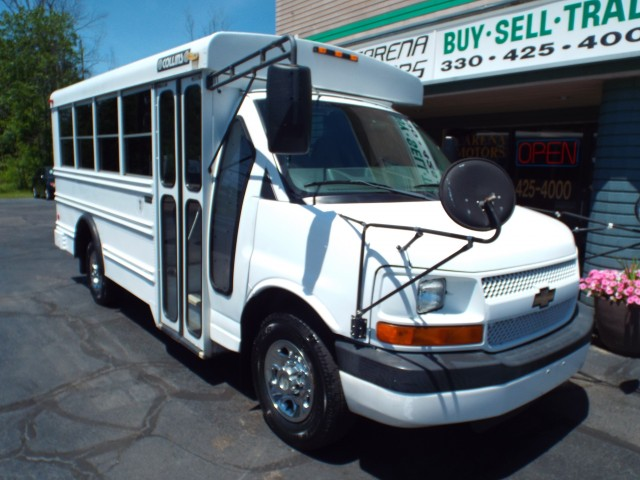 2005 CHEVROLET EXPRESS G3500  for sale | Used Cars Twinsburg | Carena Motors