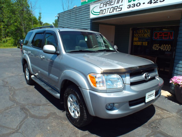 2007 TOYOTA SEQUOIA SR5 for sale in Twinsburg, Ohio