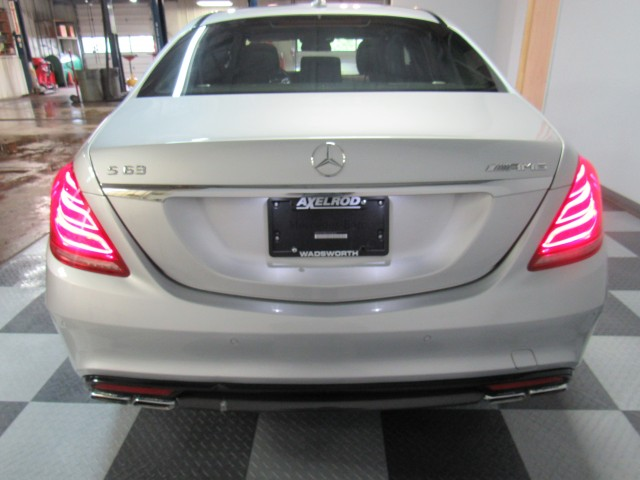 2016 Mercedes-Benz S-Class S63 AMG 4MATIC in Cleveland