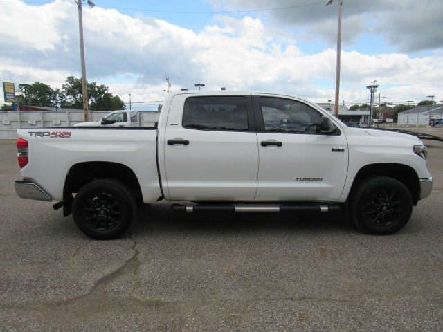 2020 Toyota Tundra SR5 5.7L V8 CrewMax 4WD TRD in Cleveland