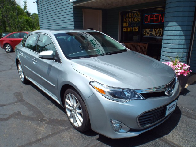 2015 TOYOTA AVALON LIMITED for sale | Used Cars Twinsburg | Carena Motors