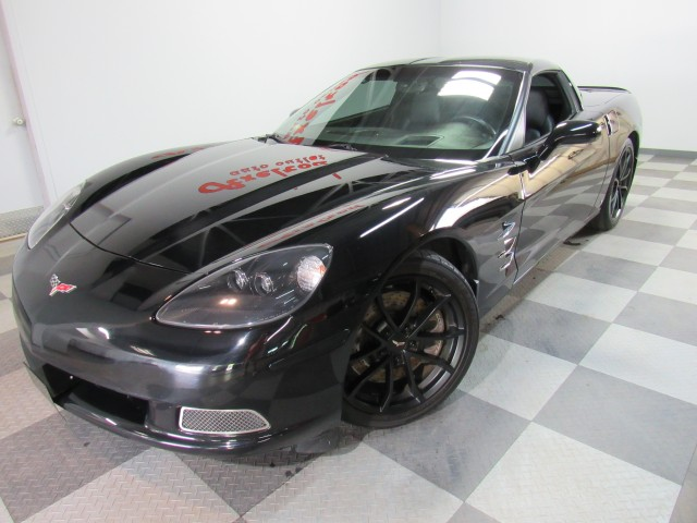 2009 Chevrolet Corvette Coupe LT2
