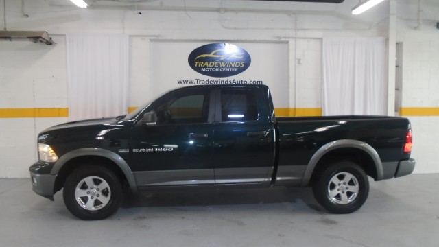 2011 DODGE RAM 1500 SLT for sale at Tradewinds Motor Center
