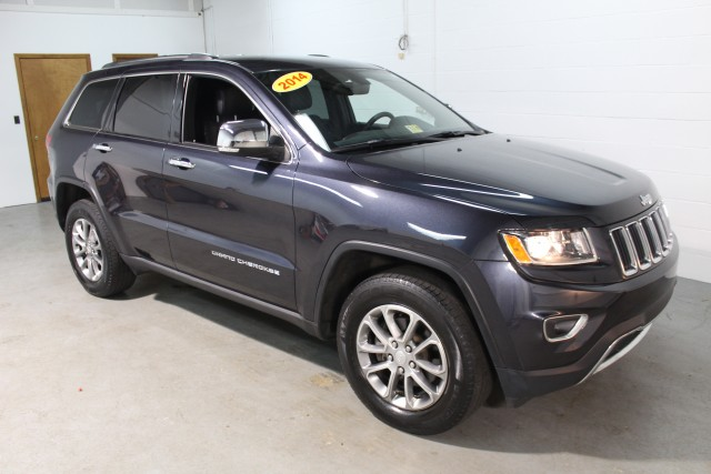 2014 JEEP GRAND CHEROKEE LIMITED for sale | Used Cars Twinsburg | Carena Motors