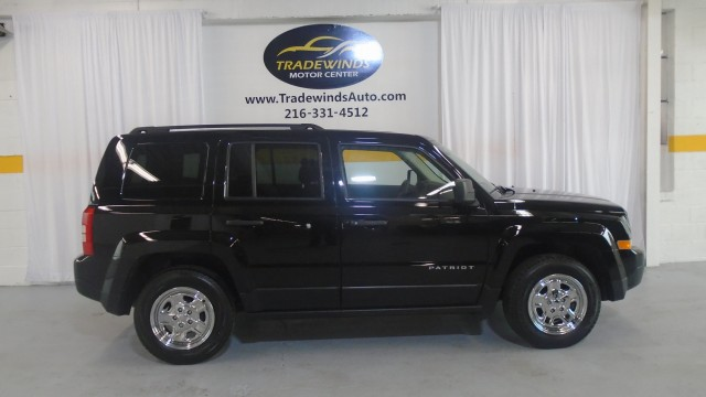 2017 JEEP PATRIOT SPORT for sale at Tradewinds Motor Center