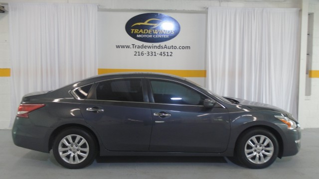 2013 NISSAN ALTIMA 2.5 for sale at Tradewinds Motor Center