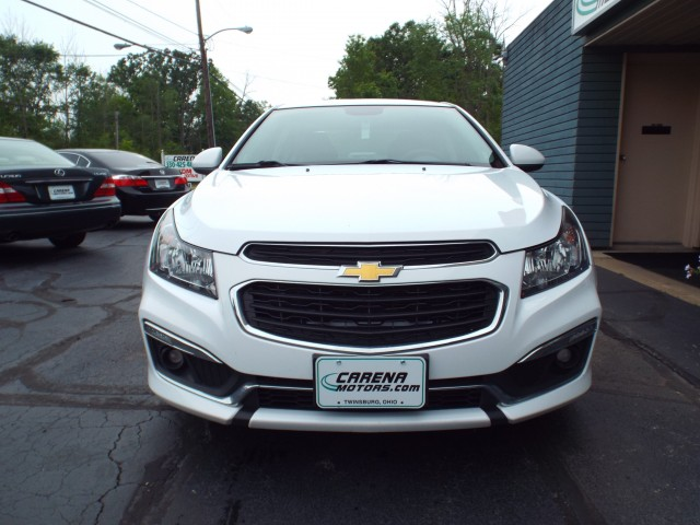 2016 CHEVROLET CRUZE LIMITED LT for sale at Carena Motors