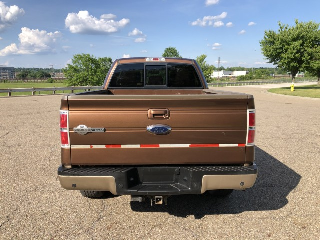 2012 Ford F-150 King-Ranch SuperCrew 6.5-ft. Bed 4WD for sale at Summit Auto Sales