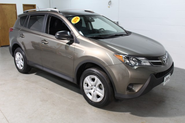 2014 TOYOTA RAV4 LE for sale | Used Cars Twinsburg | Carena Motors