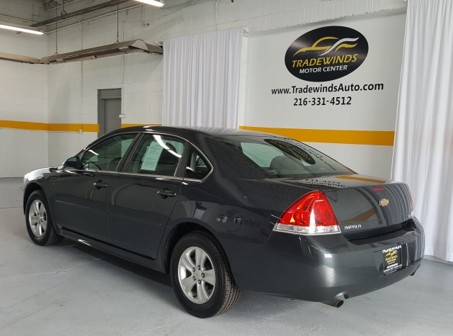 2013 CHEVROLET IMPALA LS for sale at Tradewinds Motor Center