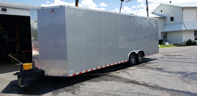 2019 ANVIL 8.5 x 26 enclosed  for sale at Mull's Auto Sales