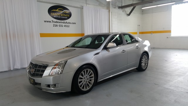 2010 CADILLAC CTS PREMIUM COLLECTION for sale at Tradewinds Motor Center