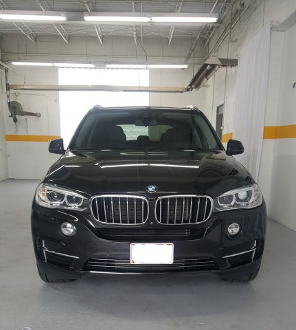 2015 BMW X5 XDRIVE35I for sale at Tradewinds Motor Center