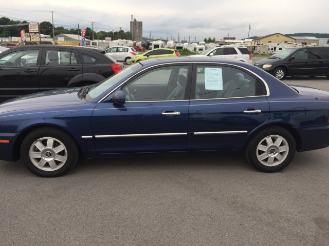 2003 Kia Optima SE for sale at Mull's Auto Sales