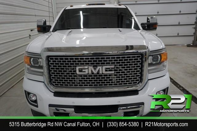 2015 GMC Sierra 3500HD Denali Crew Cab 4WD -- INTERNET SALE PRICE ENDS SATURDAY JULY 21ST  for sale at R21 Motorsports