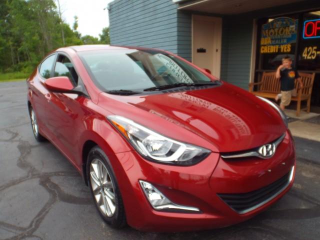 2014 HYUNDAI ELANTRA SE for sale | Used Cars Twinsburg | Carena Motors
