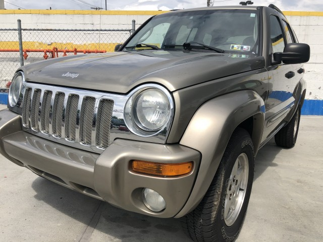 2004 JEEP LIBERTY LIMITED for sale at Stewart Auto Group