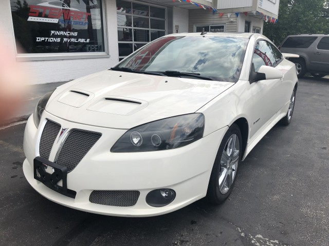 2008 PONTIAC G6 GXP for sale at Stewart Auto Group