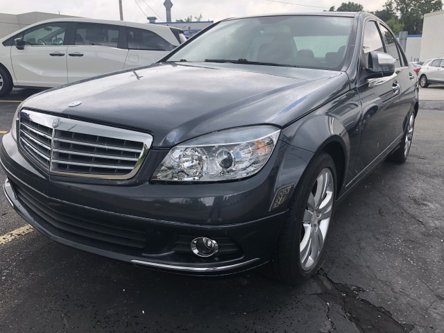 2008 MERCEDES-BENZ C-CLASS C300 4MATIC for sale at Stewart Auto Group