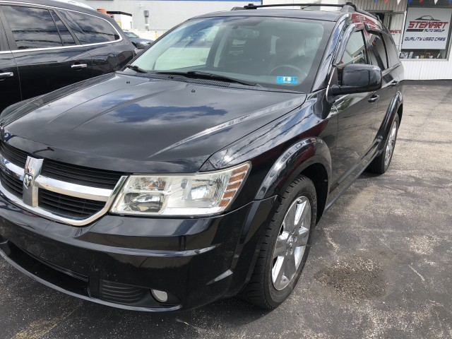 2010 DODGE JOURNEY SXT for sale at Stewart Auto Group
