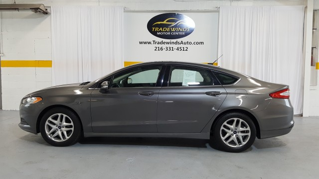 2013 Ford Fusion  for sale at Tradewinds Motor Center