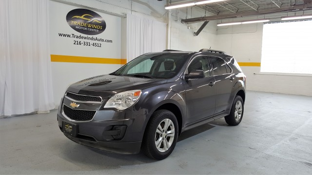 2015 CHEVROLET EQUINOX LT for sale at Tradewinds Motor Center