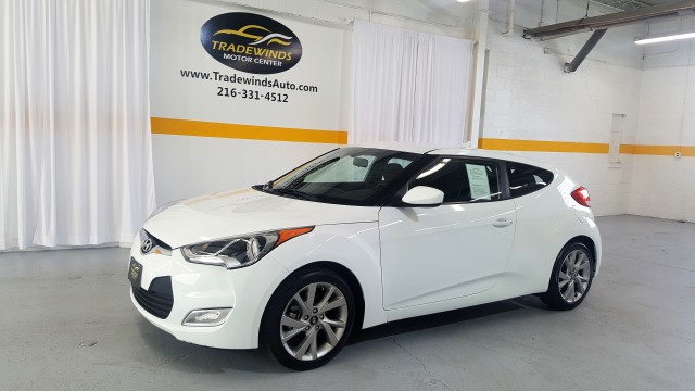 2017 HYUNDAI VELOSTER  for sale at Tradewinds Motor Center