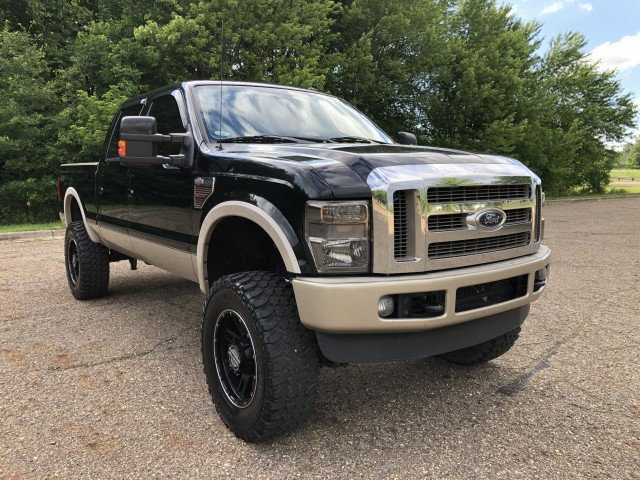 2010 Ford F-250 SD KING RANCH  Crew Cab 4WD 6.4L TURBO DIESEL  for sale at Summit Auto Sales