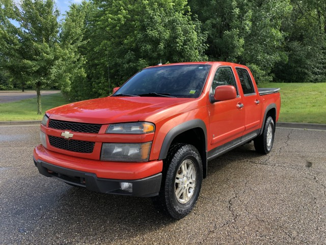 2009 Chevrolet Colorado LT1 Crew Cab 4WD for sale at Summit Auto Sales