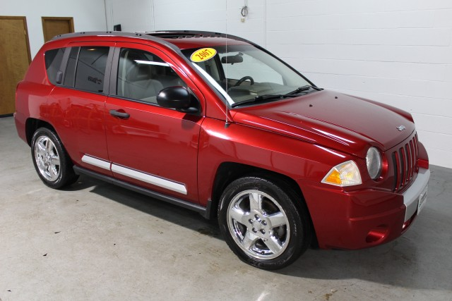 2007 JEEP COMPASS LIMITED for sale | Used Cars Twinsburg | Carena Motors