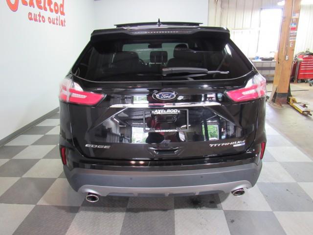 2019 Ford Edge Titanium AWD in Cleveland