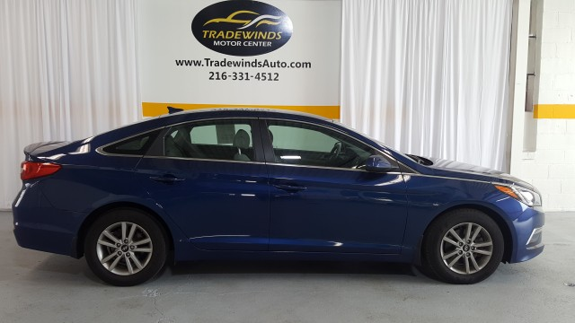 2015 HYUNDAI SONATA SE for sale at Tradewinds Motor Center